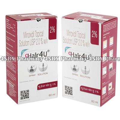Hair4U Minoxidil Shampoo