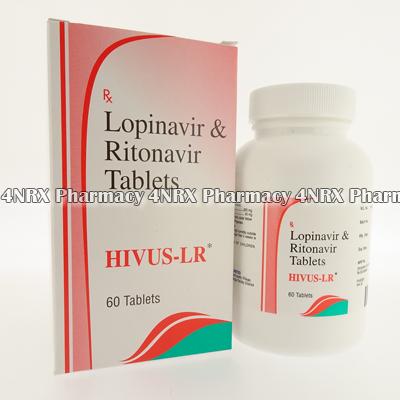Hivus-LR (Lopinavir / Ritonavir)