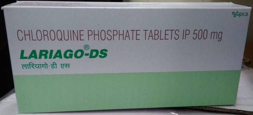 Lariago-DS (Chloroquine) Tablets