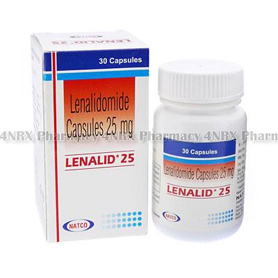 Lenalid (Lenalidomide) - 4NRX (UK)