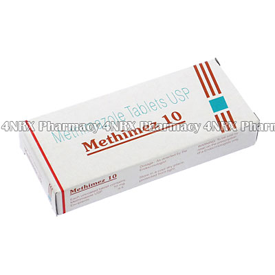 Methimez (Methimazole) - 10mg