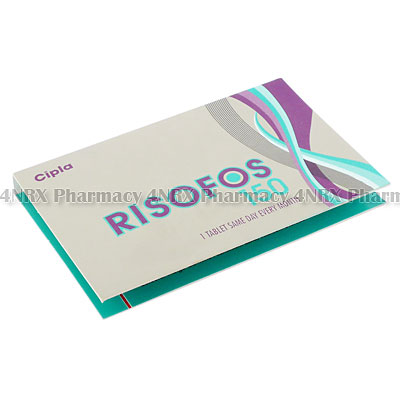 Risofos(Risedronate)-150mg(1Tablet)