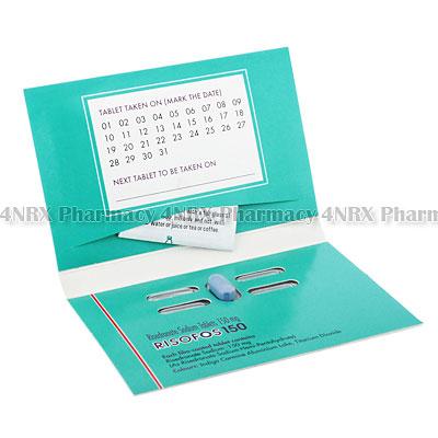 Risofos (Risedronate) - 150mg (1 Tablet)