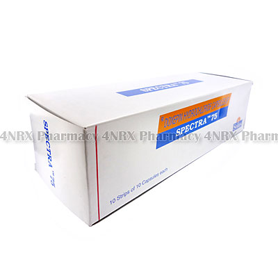Spectra75(Doxepin)-75mg(10Capsules)