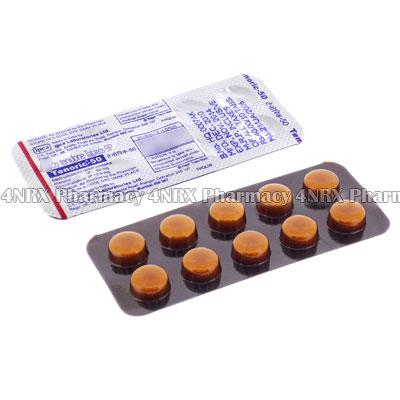 Tenoric-AtenololChlorthalidone50mg125mg-10-Tablets-2