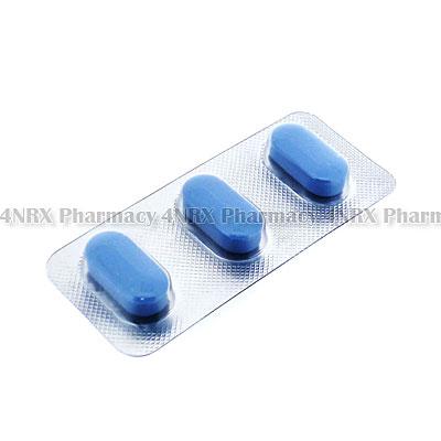 Valcivir (Valacyclovir) - 1000mg (3 Tablets)