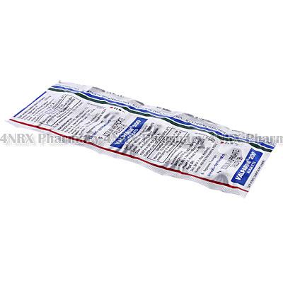 Valparin (Sodium Valproate) - 200mg (10 Tablets)