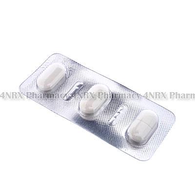 Virovir (Famciclovir) - 500mg (3 Tablets)