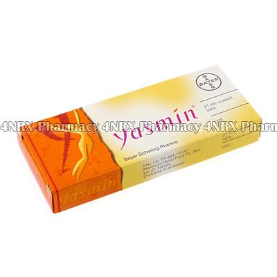 Yasmin (Drospirenone/Ethinylestradiol)