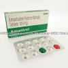 Detail Image Amantrel (Amantadine Hydrochloride) - 100mg (2 x15 Tablets)