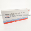 Detail Image Aprezo (Apremilast) - 30mg (3 x 10 Tablets)