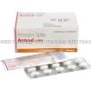 Detail Image Armod (Armodafinil) - 150mg (10 Tablets)