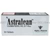 Detail Image Astralean (Clenbuterol HCL) - 40mcg (50 Tablets)