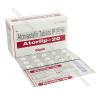 Detail Image Atorlip (Atorvastatin Calcium) - 20mg (15 Tablets)