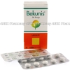 Detail Image Bekunis (Sennosides) - 20mg (30 Sugar Coated Tablets)