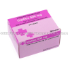 Detail Image Cipflox (Ciprofloxacin Hydrochloride) - 500mg (28 Tablets)