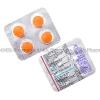 Detail Image Clamycin (Clarithromycin) - 250mg (4 Tablets)