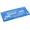 Detail Image Clavet-500 (Amoxicillin/Clavulanate Potassium) - 400mg/100mg (10 Tablets)
