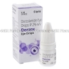 Detail Image Dorzox Eye Drops (Dorzolamide) - 2% (5mL)