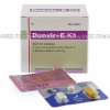 Detail Image Duovir-E Kit (Lamivudine/Zidovudine/Efavirenz) - 150mg/300mg/600mg (3 Tablets)