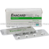 Detail Image Enacard (Enalapril Maleate) - 1mg (28 Tablets)