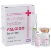 Detail Image Falcigo Injection (Artesunate) - 60mg (1 vial)