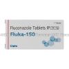 Detail Image Fluka (Fluconazole) - 150mg (1 Tablet)