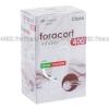 Detail Image Foracort 400 Inhaler (Budesonide/Formoterol) - 400mcg/6mcg (1 Bottle)