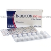 Detail Image IRBECOR  (Irbesartan) - 300mg (28 Tablets)