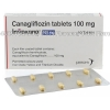 Detail Image Invokana (Canagliflozin) - 100mg (10 Tablets)