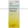 Detail Image Keto-Diastix (Reagent Strips for Urinalysis)