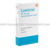 Detail Image Lamictal Dc (Lamotrigine) - 50mg (30 Tablets)(Turkey)