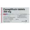 Detail Image Motivyst (Canagliflozin) - 300mg (10 Tablets)