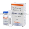 Detail Image Oframax Injection (Ceftriaxone) - 1gm (10ml)