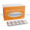 Detail Image Olmecip (Olmesartan Medoxomil) - 40mg (10 Tablets)1