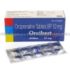 Detail Image Orcibest (Orciprenaline Sulfate BP) - 10mg (10 Tablets)