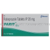 Detail Image Parit (Rabeprazole) - 20mg (30 Tablets)