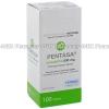 Detail Image Pentasa (Mesalazine) - 500mg (100 Tablets)
