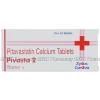 Detail Image Pivasta (Pitavastatin) - 2mg (10 Tablets)