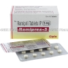Detail Image Ramipres (Ramipril) - 2.5mg (10 Tablets)