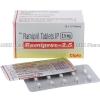 Detail Image Ramipres (Ramipril) - 5mg (10 Tablets)