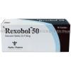Detail Image Rexobol 50 (Stanozolol) - 50mg (50 Tablets)