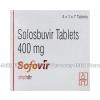 Detail Image Sofovir (Sofosbuvir) - 400mg (7 Tablets)