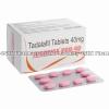 Detail Image Tadarise-Pro-40 (Tadalafil) - 40mg (10 Tablets)