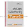 Detail Image Tenvir (Tenofovir Disoproxil Fumarate) - 300mg (30 Tablets)