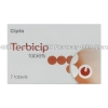 Detail Image Terbicip (Terbinafine HCL) - 250mg (7 Tablets)