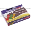 Detail Image Vermox (Mebendazole) - 100mg (6 Tablets -  Choc Chews)