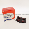 Detail Image Verpin-6 (Ivermectin) - 6mg (10 x 4 Tablets)